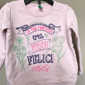 United Color of Benetton sweater